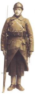 Soldatenuitrusting